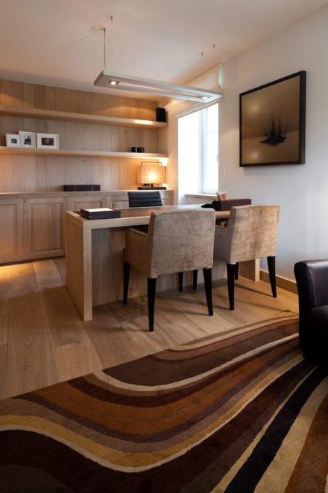 Maatwerk Franse eik - Paul Smith carpet